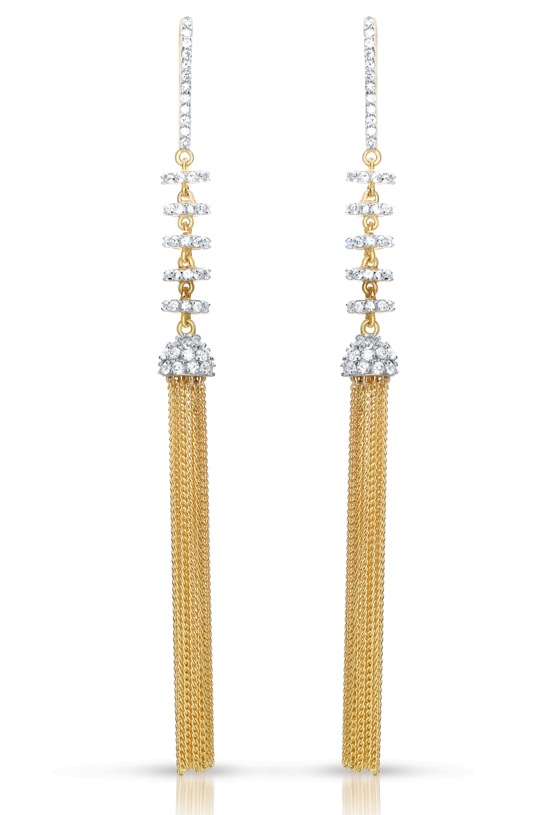 crystal us earrings drop s claire fringe